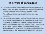 the rivers of bangladesh1