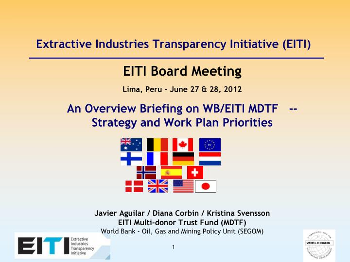 extractive industries transparency initiative eiti n.