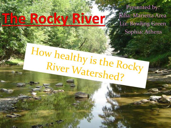 the rocky river n.