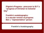 franklin s autobiography
