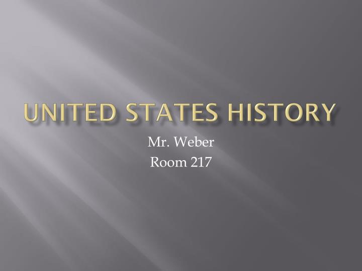united states history n.
