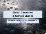 global dimension climate change