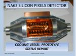 na62 silicon pixels detector