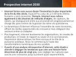 prospective internet 20301