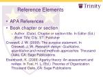 reference elements5