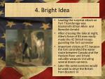 4 bright idea