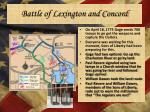 battle of lexington and concord1