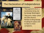 the declaration of independence1