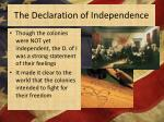 the declaration of independence4