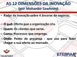 as 12 dimens es da inova o por mohanbir sawhney1