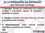 as 12 dimens es da inova o por mohanbir sawhney3