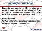 inova o disruptiva