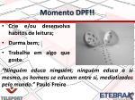 momento dpf
