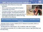 opt social and economic indicators1