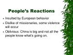 people s reactions1