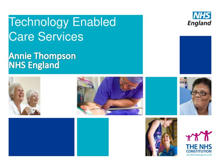 technology enabled care services n.