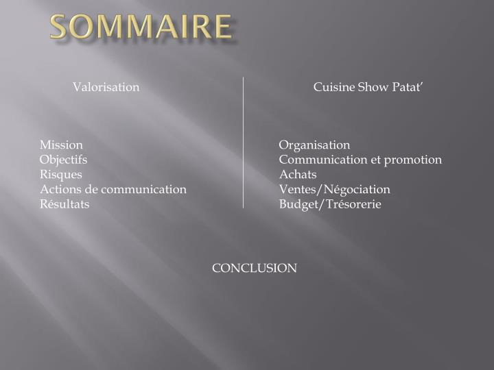 sommaire n.
