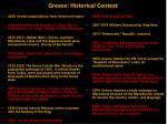 greece historical context