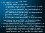 john huss1