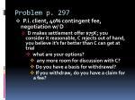 problem p 297