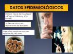 datos epidemiol gicos