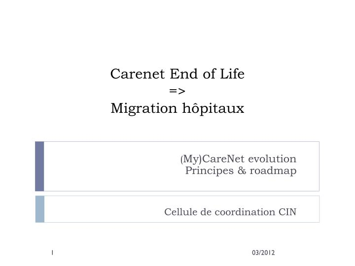 carenet end of life migration h pitaux n.