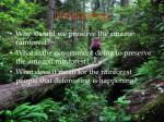 deforesting
