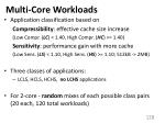 multi core workloads