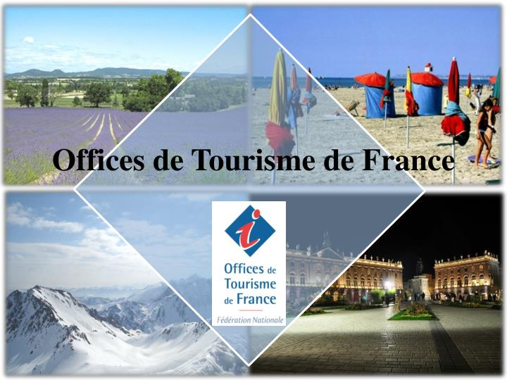 offices de tourisme de france n.