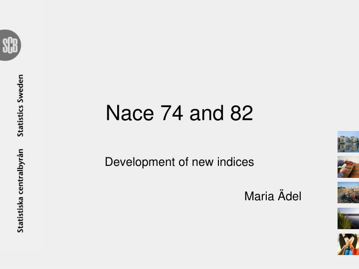 nace 74 and 82 n.