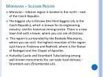 moravian silesian region