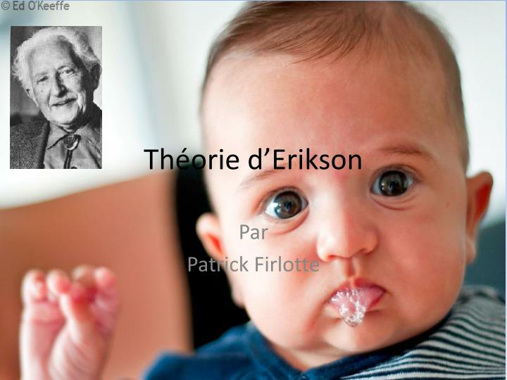 th orie d erikson n.