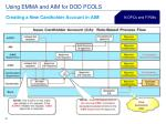 using emma and aim for dod pcols27