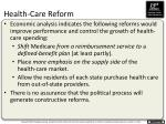health care reform1