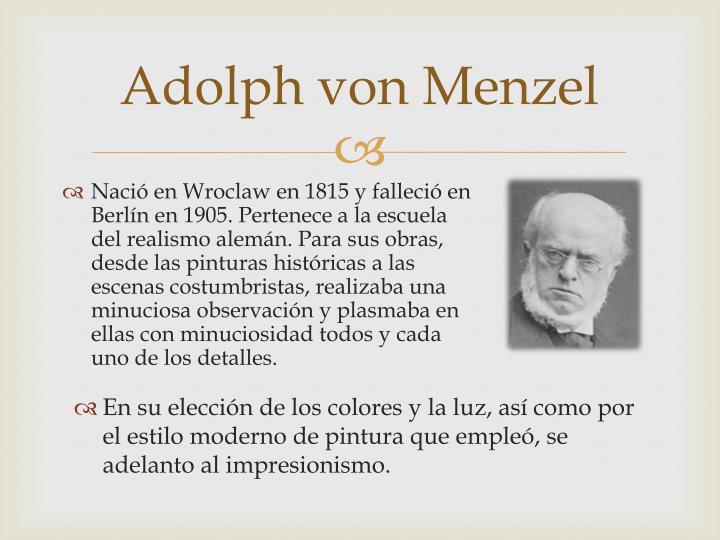 Adolph von