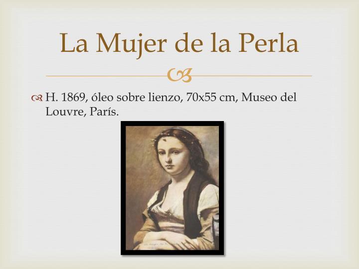 La Mujer de la Perla