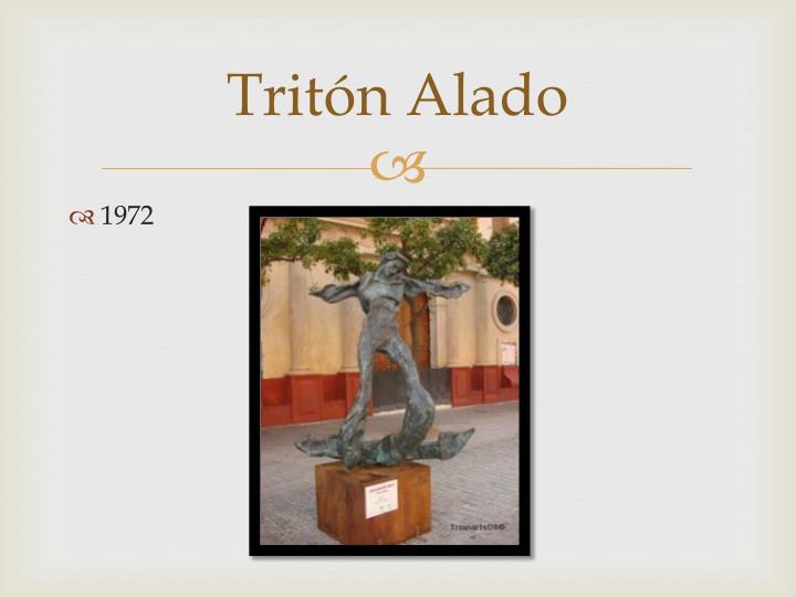 Tritón Alado