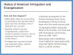 history of american immigration and evangelicalism2