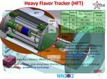 heavy flavor tracker hft