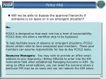 policy faq9