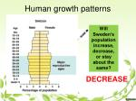 human growth patterns2