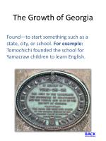 the growth of georgia1