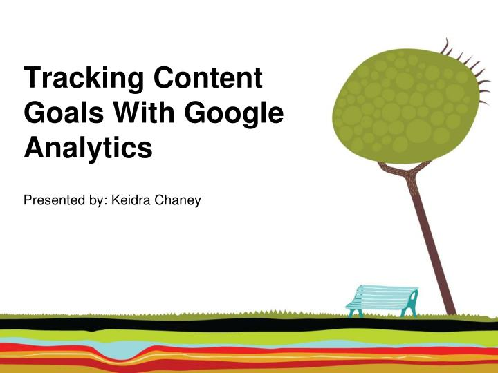 tracking content goals with google analytics n.