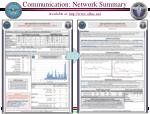 communication network summary available at http www afhsc mil