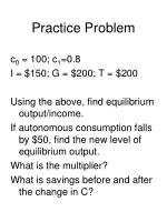 practice problem1
