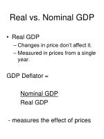 real vs nominal gdp