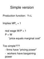 simple version
