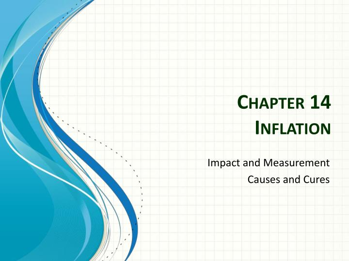 chapter 14 inflation n.