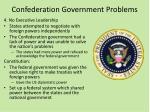 confederation government problems3