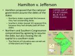 hamilton v jefferson1